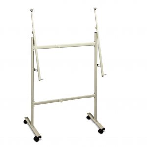 mobile adjustable easel stand for whiteboards