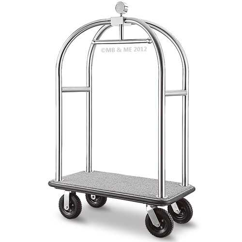 birdcage trolley