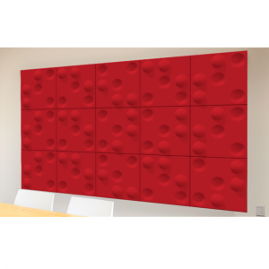 autex-quietspace-3d-blazing-red