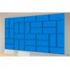 autex-quietspace-3d-electric-blue